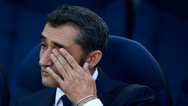 Valverde bewildered by Lenglet red card as Barca boss questions VAR