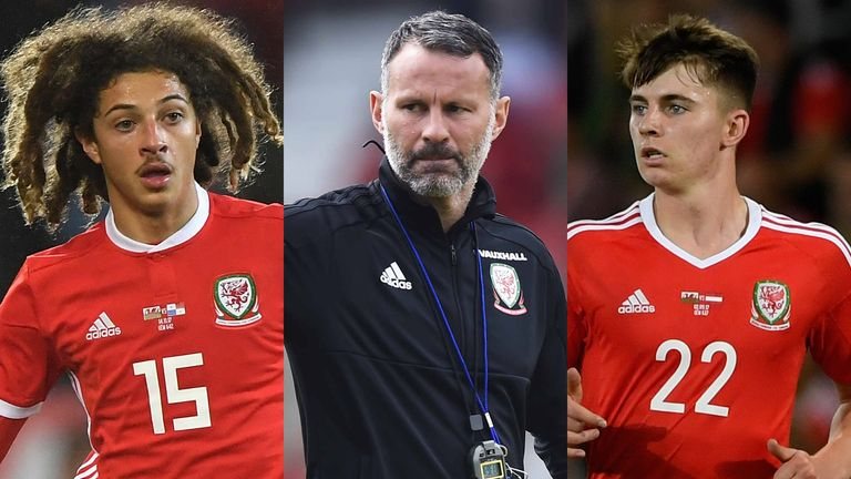 Ryan Giggs is moulding a new Welsh generation