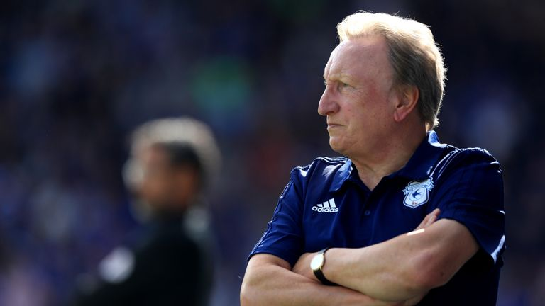 Warnock spoke of his respect for Keane after the Irishman rang him following a sacking