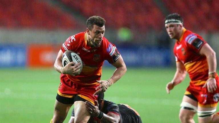 Dragons back Zane Kirchner has joined Bristol on loan
