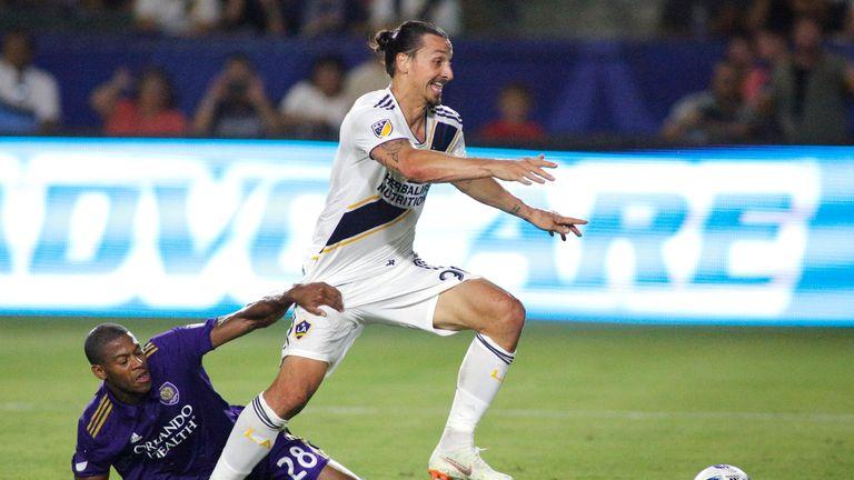 Jose Mourinho has ruled out re-signing striker Zlatan Ibrahimovic