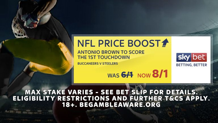 NFL Price Boost 2509