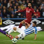 PL goals: Salah strikes, Martial double