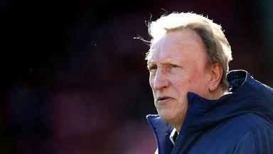 fifa live scores -                               FA press Warnock over ref comments