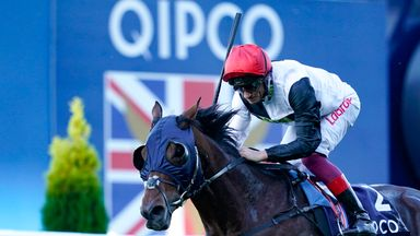 Cracksman is a dual Champion Stakes winner after routing his field at Ascot