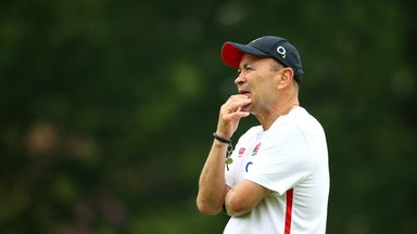 Eddie Jones has plenty to ponder before announcing his squad for the Quilter Internationals on Thursday