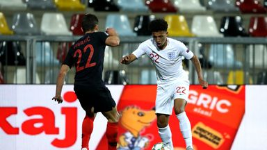 fifa live scores - Why Jadon Sancho deserves an England start against USA, according to WhoScored numbers