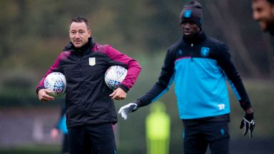 fifa live scores -                               Terry: I'm not ready to manage