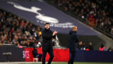 Tottenham manager Mauricio Pochettino has been regularly linked with the Real job