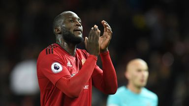 Romelu Lukaku current contract at Manchester United expires in 2022