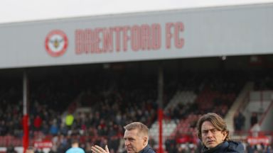 fifa live scores -                               Brentford appoint Frank as head coach