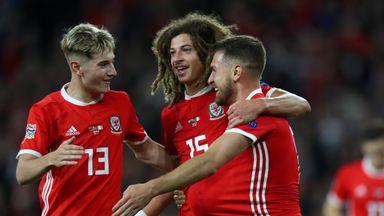 fifa live scores -                               Wales to play Trinidad & Tobago