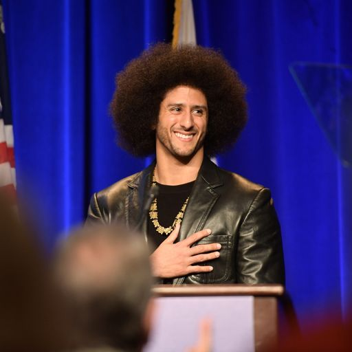 Colin Kaepernick's Lawyer Says Kap