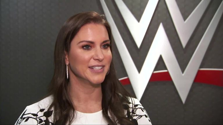 Stephanie McMahon says women's equality is necessary in all aspects in life.