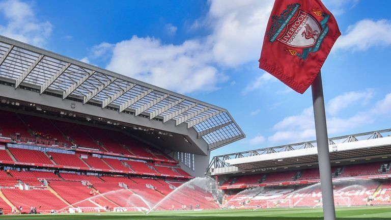 Anfield had been the desired venue for Smith's next fight