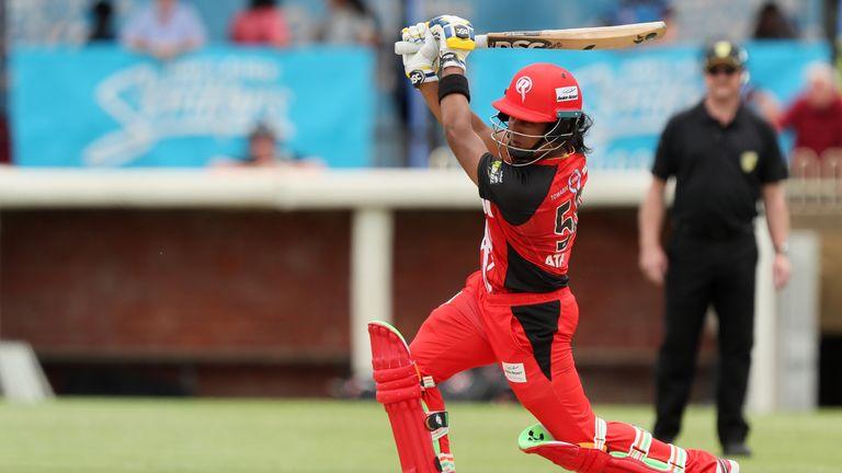 Atapattu scored 175 runs in her debut season for Melbourne Renegades