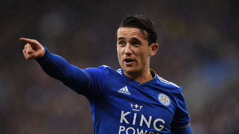 Barnes played with Chilwell at youth level for Leicester and has asked his former team-mate for advice