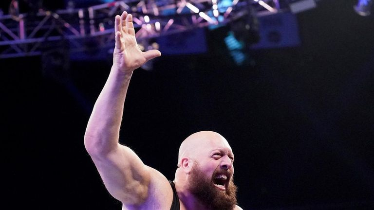 Big Show was back in a WWE ring after a year-long absence, but came up short in his match against Randy Orton