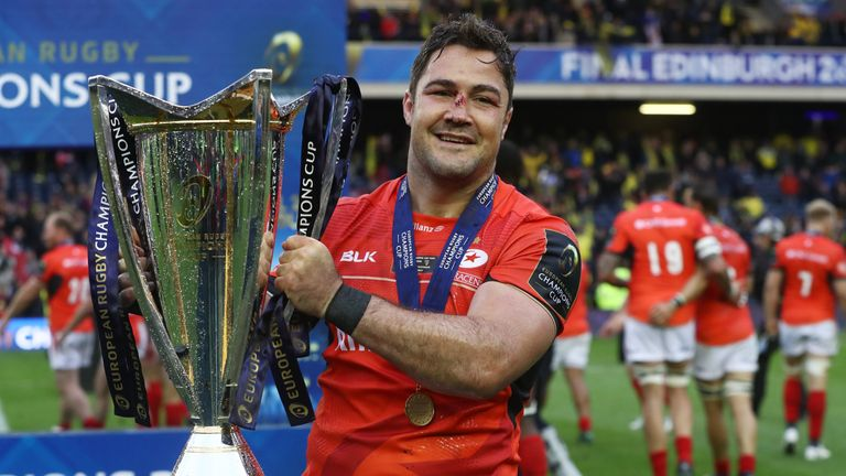 Saracens will be going in search of their third European title this season