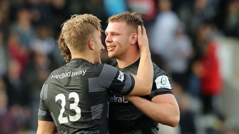 The dramatic finish at Newcastle Falcons was a great European moment