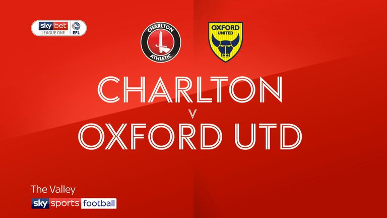 Charlton v Oxford