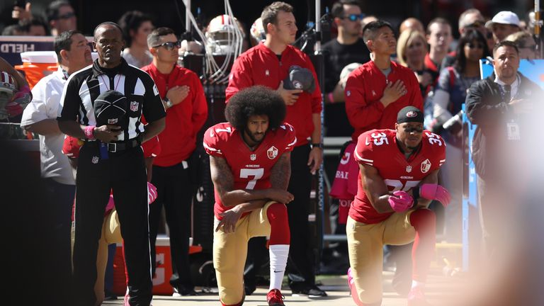 Kaepernick may not want to return to the NFL - Allen