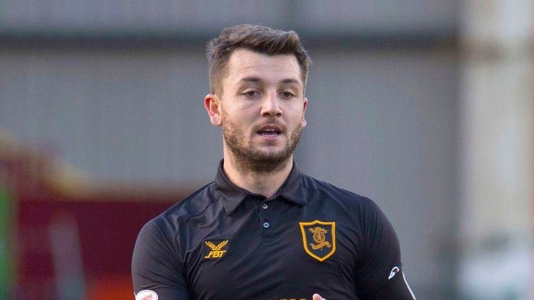 Livingston captain Craig Halkett has featured in all nine of the club's Scottish Premiership matches this season, keeping six clean sheets in the process