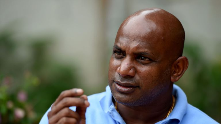 Former Sri Lanka captain Sanath Jayasuriya says he always conducts himself 'with integrity and transparency'