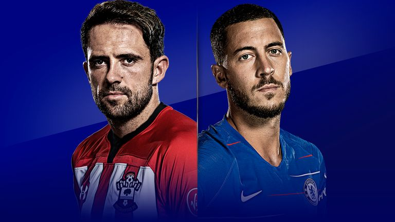 Watch Southampton v Chelsea live on Sky Sports