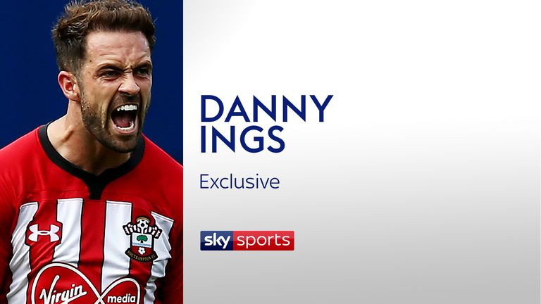 Danny Ings has been speaking exclusively to Sky Sports