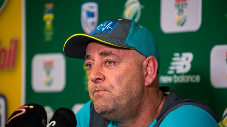 Darren Lehmann has revealed he remains emotionally damaged by the ball-tampering scandal
