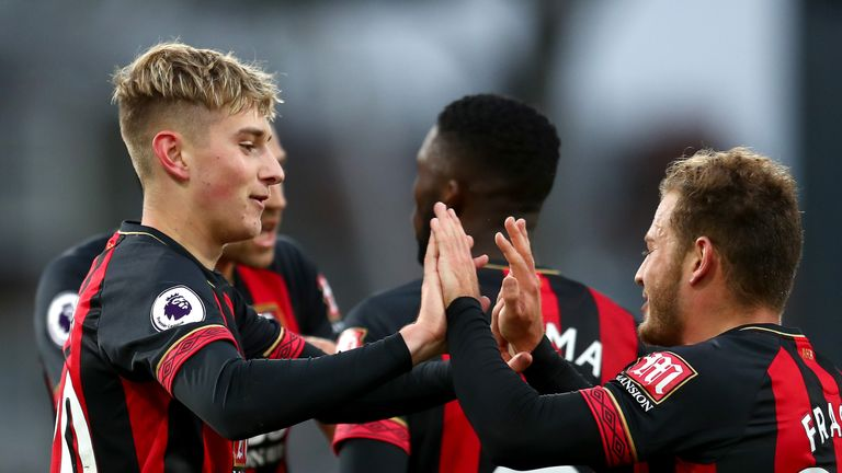 Brooks has already become a key figure for Bournemouth this season