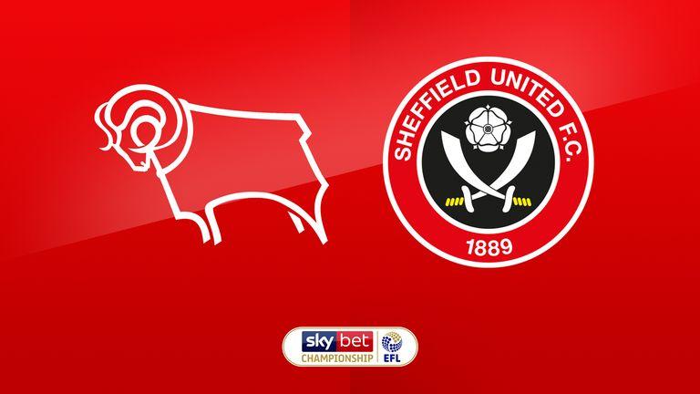 Derby County v Sheffield United