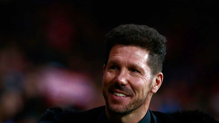 Atletico Madrid boss Diego Simeone has agreed a new deal