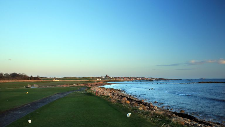 Dunbar boasts some of the best greens in the country