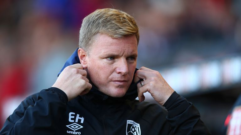 Bournemouth manager Howe admits his side were not at their best on Saturday