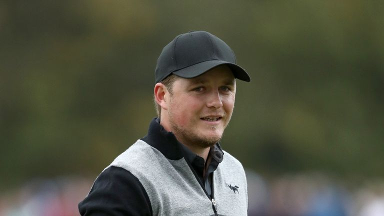 Eddie Pepperell is a great character as well as a great player