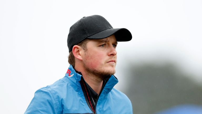 Eddie Pepperell discusses his life and career in this week's podcast