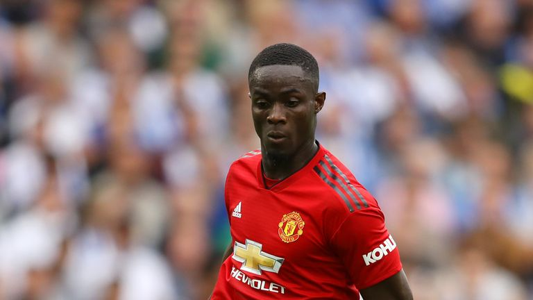 Eric Bailly is an option for AC Milan during the January removal window