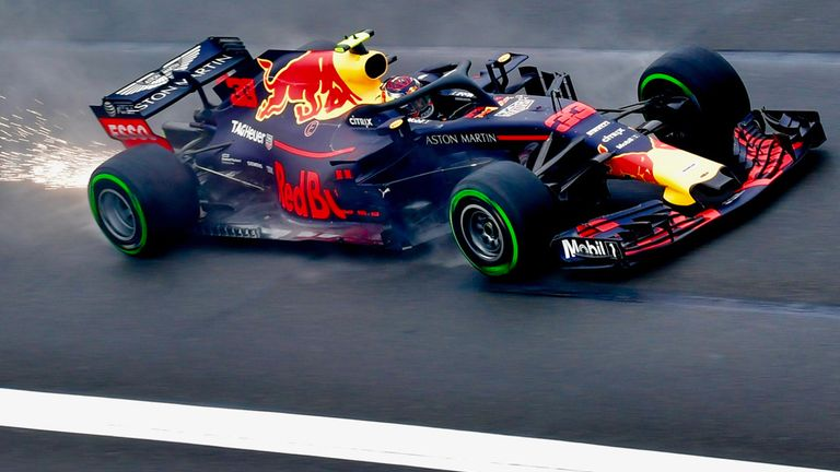 Red Bull responds to Daniel Ricciardo's outburst at Mexican Grand Prix