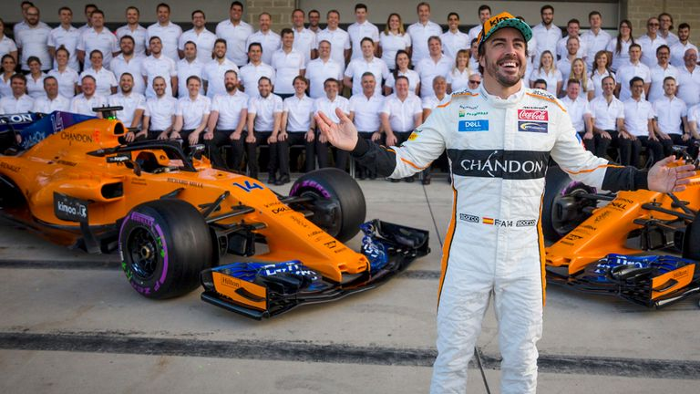 Fernando Alonso and McLaren's 2019 Indy 500 plans | F1 News