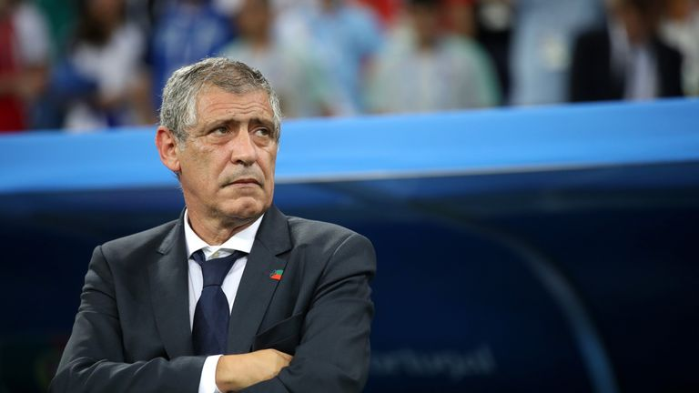 Fernando Santos is aware of the passionate crowd at Hampden Park