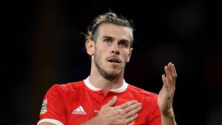 Gareth Bale is fit to face Denmark