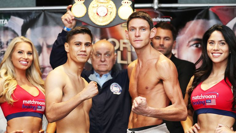 Gavin McDonnell is targeting Daniel Roman's WBA title in Chicago