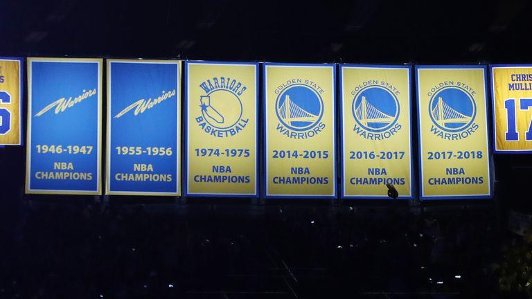 Golden State Warriors and Boston Celtics start NBA season with victories | NBA News | Sky Sports