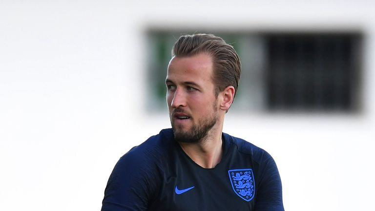 Harry Kane has rebuffed suggestions he came back too early from injury last season and denies he is in need of a rest