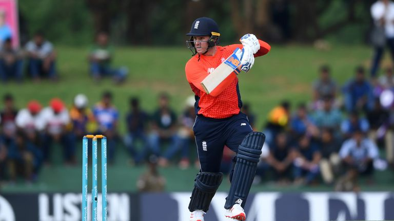 Jason Roy would have been Rob's choice to open the batting for England's Test team