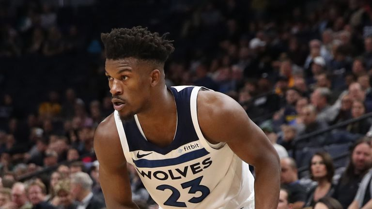 Minnesota remaining firm on not trading Jimmy Butler for now