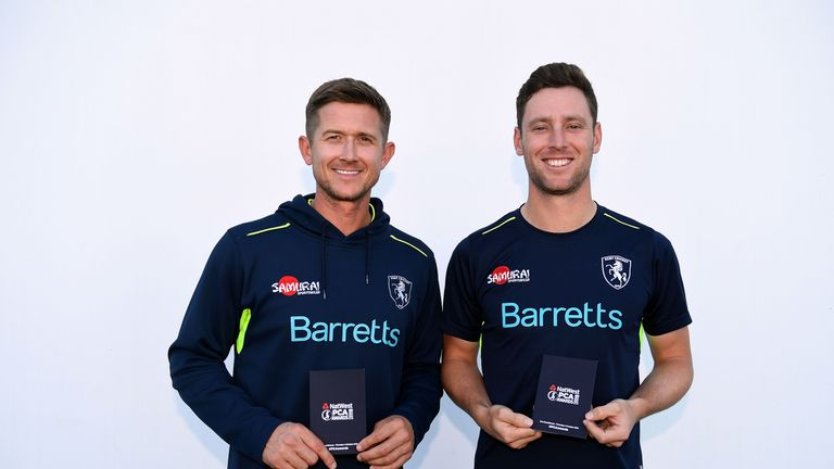 Denly and Henry were both nominated for the PCA Players' Player of the Year award