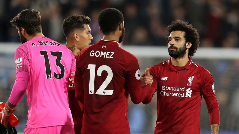 Joe Gomez says Mohamed Salah is a special player